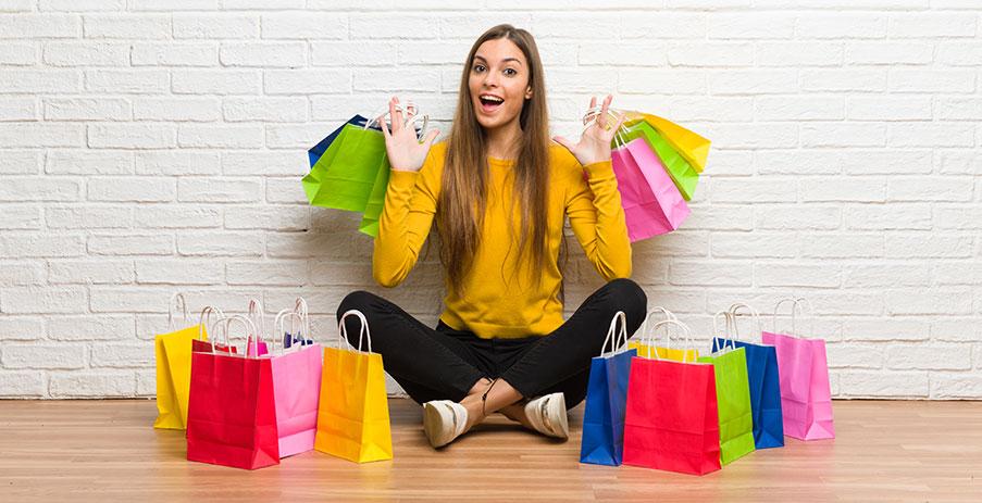 Nätshopping och cashback shopping