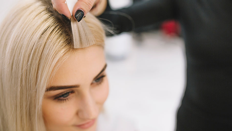 Fixa snygga frisyrer med löshår